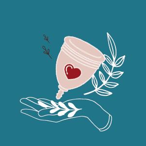 menstruációs kehely - irány a webshop